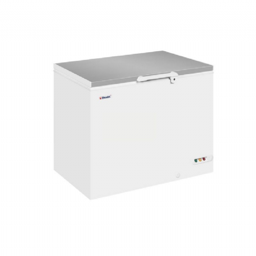 Elcold EL35SS Solid Lid Chest Freezer